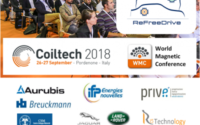 ReFreeDrive @ Coiltech 2018