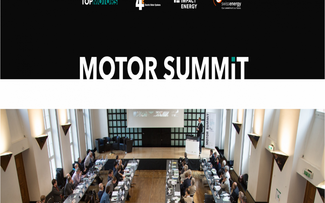 ReFreeDrive @Motor Summit 2018 International
