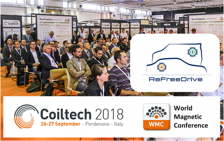 Download our Coiltech World Magnetic Conference presentations