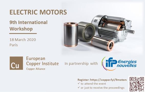 POSTPONED – ReFreeDrive @ 9th International Motors Workshop