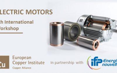 ReFreeDrive @ 9th International Motors Workshop